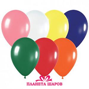 Воздушный шар 10 дюймов Ассорти