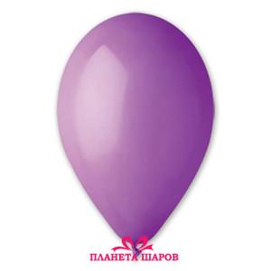 Воздушный шар 10 дюймов №49 «Пастель Лаванда»