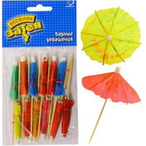 Пика для канапе «Зонтик»