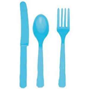 Набор столовых приборов «Caribbean blue»