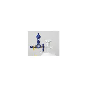 Газовое оборудование с клапаном «Гелий/Воздух» и манометром