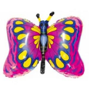 Фигура/11 Бабочка малиновая