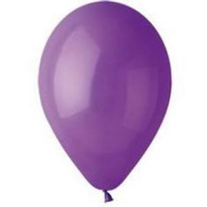 Воздушный шар 10 дюймов «Пастель Фиолетовый»