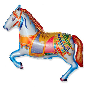 Фигура/11 Лошадь цирковая, Испания. Срок годности не ограничен производителем.