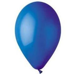 Воздушный шар 10 дюймов №35 «Пастель Синий»