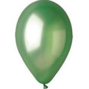 Воздушный шар 10 дюймов №37 «Металлик Зеленый»