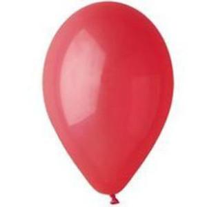 Воздушный шар 10 дюймов №45 «Пастель Красный»