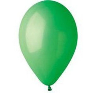 Воздушный шар 10 дюймов №12 «Пастель Зеленый»
