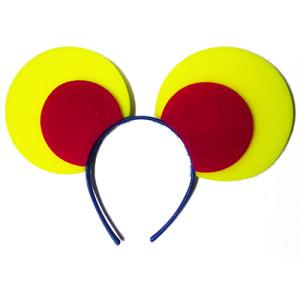 Карнавальный ободок «Уши Микки-Мауса»
