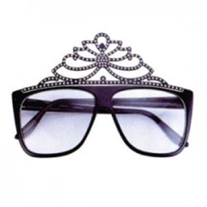 Карнавальные очки «Корона»
