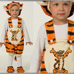 Карнавальный костюм «Крошка Тигруля»