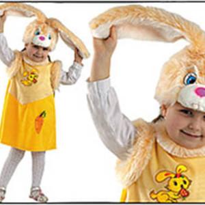 Карнавальный костюм «Зайка Лакомка»
