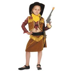 Карнавальный костюм «Ковбойка»