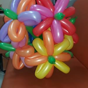 Букет из шаров — оригинальный подарок как взрослому, так и ребенку, от 3 рублей за цветок.
