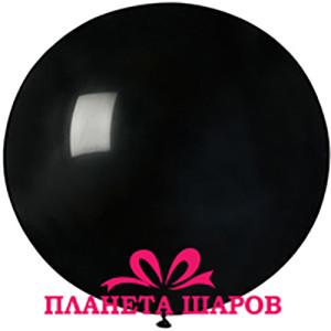 Шар воздушный 27 дюймов «Пастель Черный»