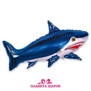 Фольгированная мини-фигура «Акула»