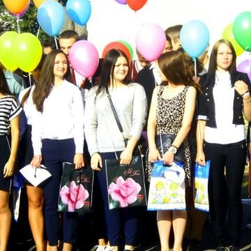 1 сентября в Детский сад — средняя школа № 23 Гомеля