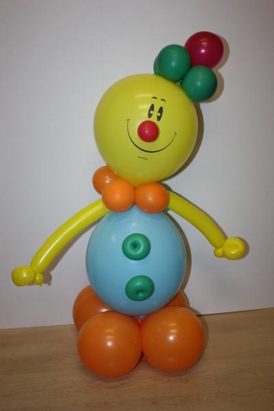 Клоун без цветов