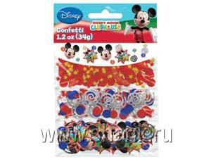 Конфетти «Disney Микки Маус» 3 вида 34гр