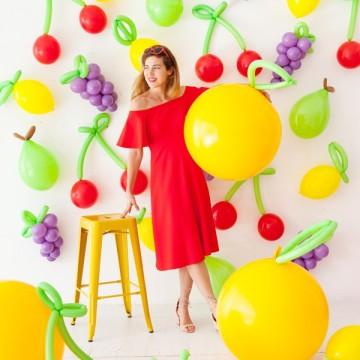Фотоссесия с шарами
