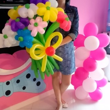 Твистинг – моделирование из воздушных шаров.
