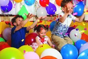 Игры и конкурсы с воздушными шарами!