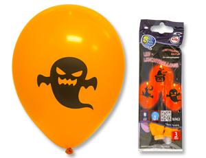 Набор шаров с подсветкой Halloween